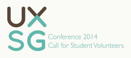 Uxsg2014 studentvolunteers